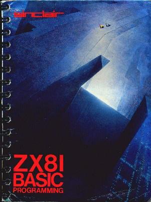 Couverture du livre de programmation Basic du ZX81